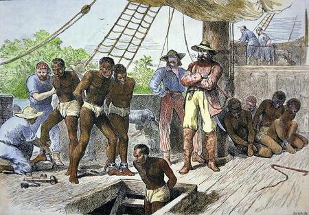 自由の波♬ 19世紀の奴隷制と21世...